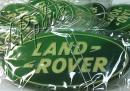 Ароматизатор в виде логотипа land Rover с ароматами на выбор. Яблоко, клубника, бабл-гам. LRP5566