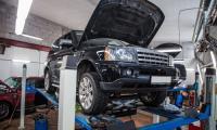 ТО Land Rover на Загородном ш. д.1 к.2