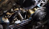 Ремонт двигателя в сервисе ЛРплюс на Загородном шоссе