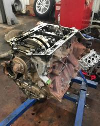 Ремонт двигателя Land Rover на Загородном шоссе д.1 корп.2