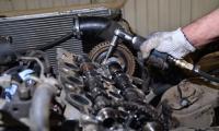 Ремонт двигателя на Ленд Ровер