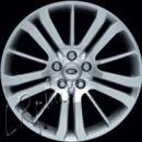 Колесный диск для Рендж Ровер Спорт. Артикул LR008548. Отделка Sparkle Silver.