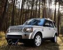 Land Rover Discovery 4, в прожаде с весны 2010 года.